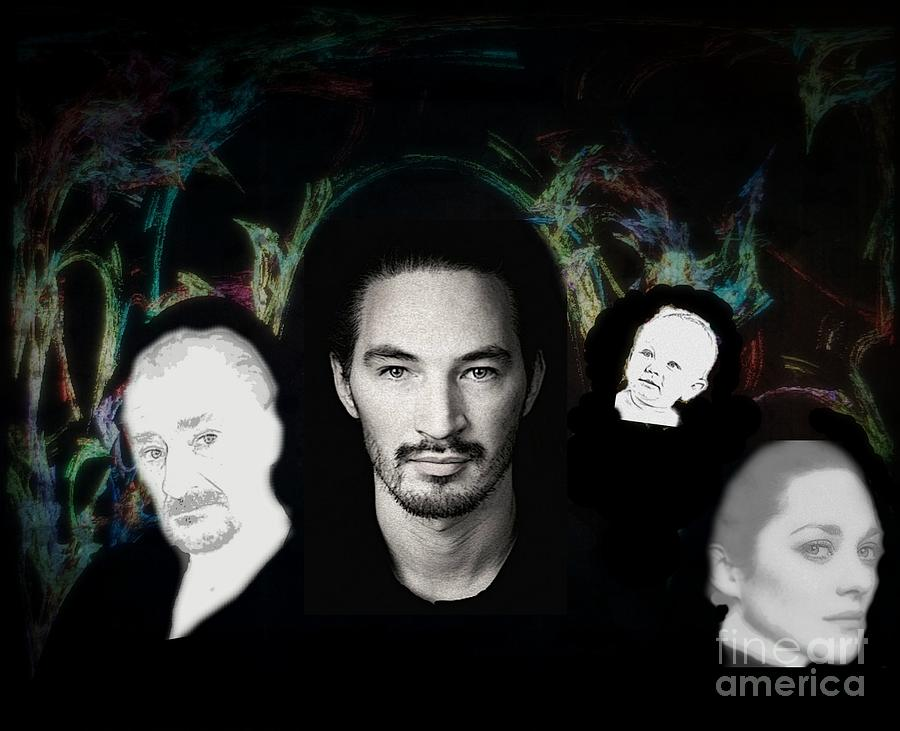 Memories Digital Art - Memories by Diamante Lavendar