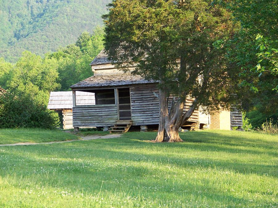 Homestead Photograph - Memories by Jessica Burgett