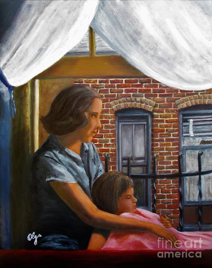 Bronx Memories by Olga Silverman