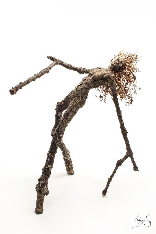 Sculpture Mixed Media - Memory by Adam Long