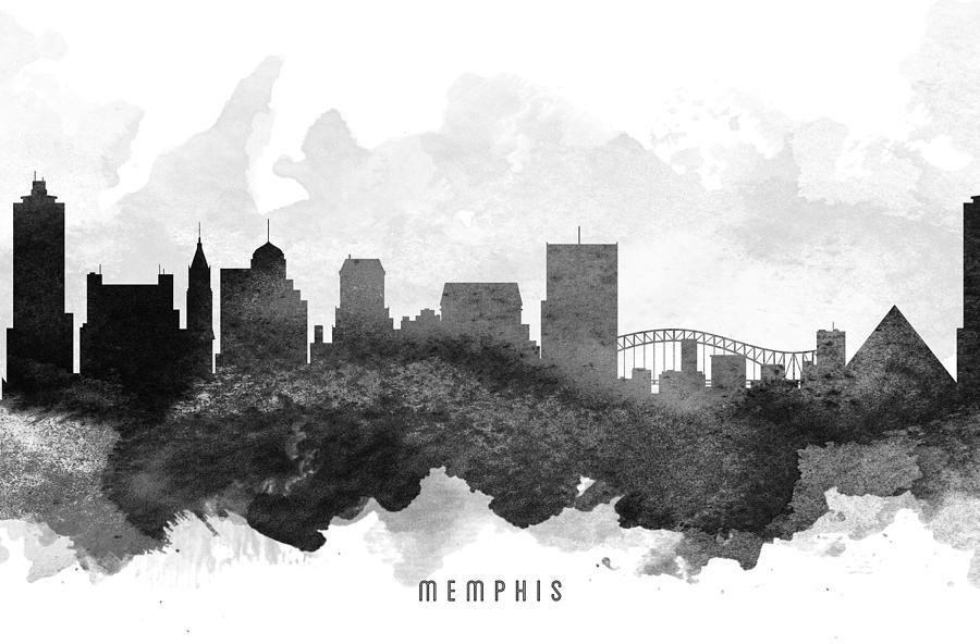 Image result for MEMPHIS CITY SKYLINE
