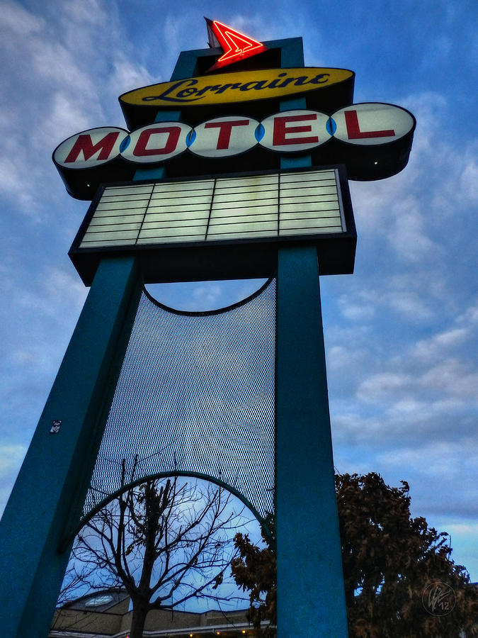 Motel Photograph - Memphis - Lorraine Motel 001 by Lance Vaughn