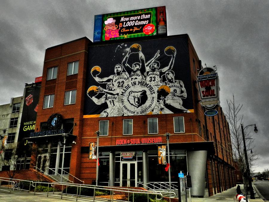Memphis Photograph - Memphis - Rock n Soul Museum 001 by Lance Vaughn