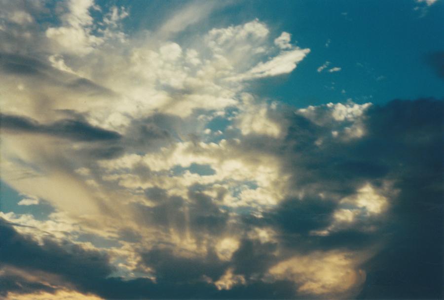 Sun Photograph - Menomonie Wisconsin by Gene Linder