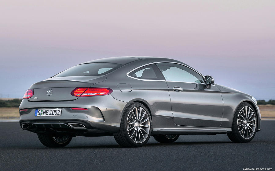 Mercedes Benz C 300 Coupe Amg Line 2015 1920x1200 008 By Mery Moon