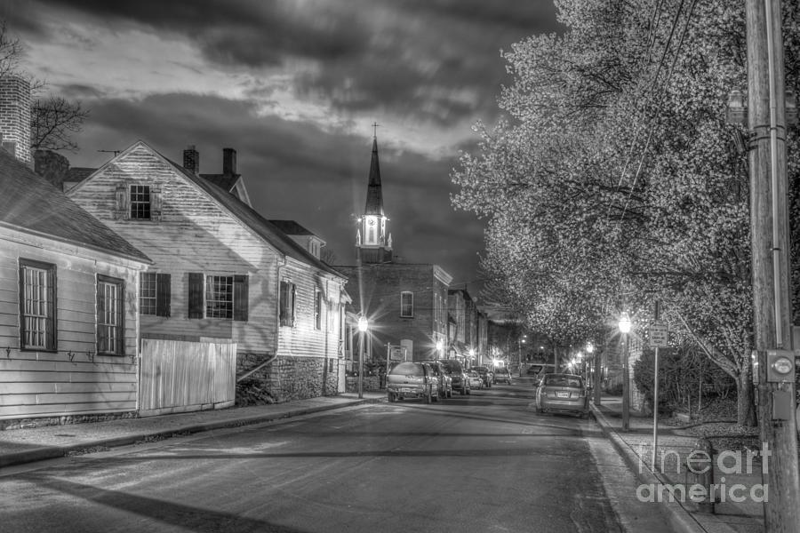 2015 Photograph - Merchant Street by Larry Braun