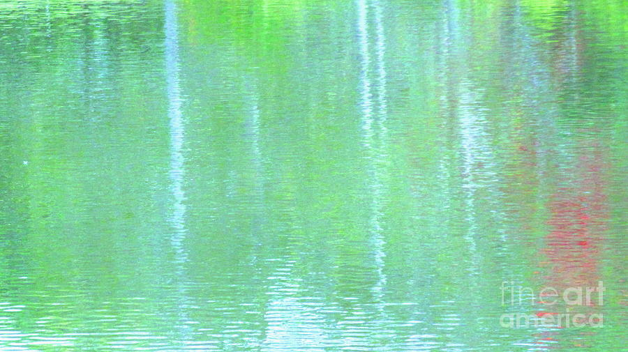 Water Photograph - Merciful Is The Love That Watches by Sybil Staples