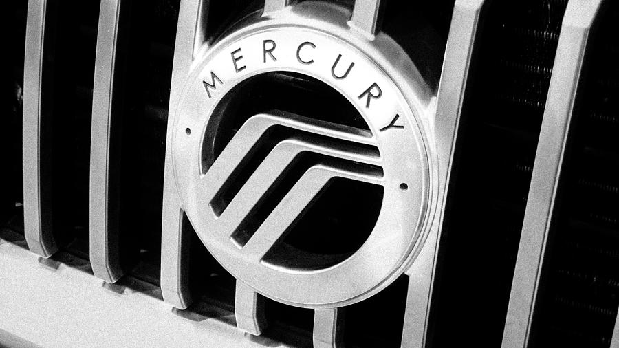 Mercury Photograph - Mercury In Black And White by Seth Solesbee