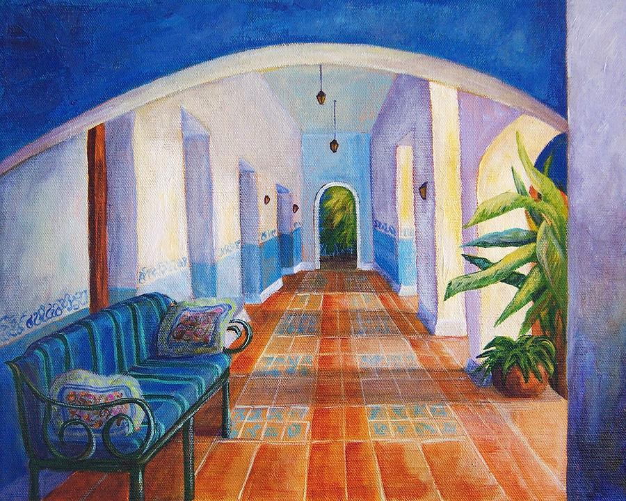Interior Painting - Merida Morning by Candy Mayer