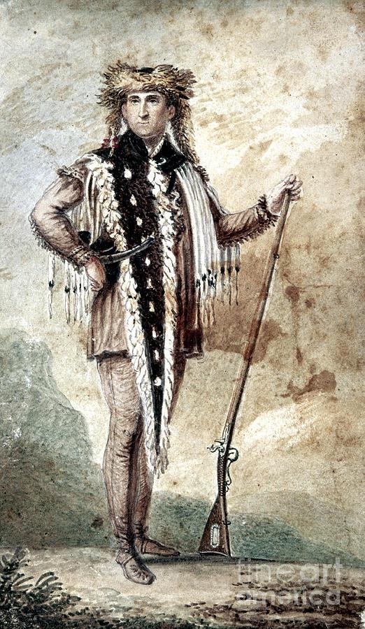 1809 Painting - Meriwether Lewis by Granger