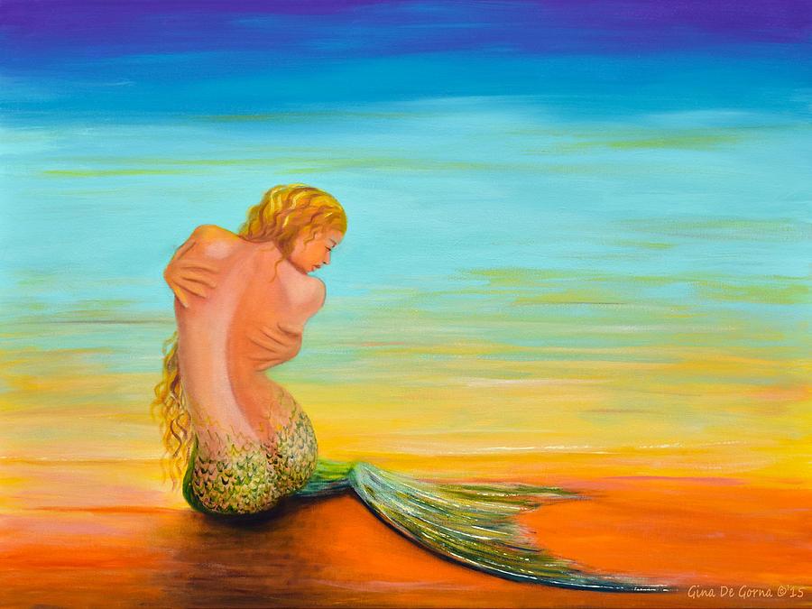 Mermaid by Gina De Gorna