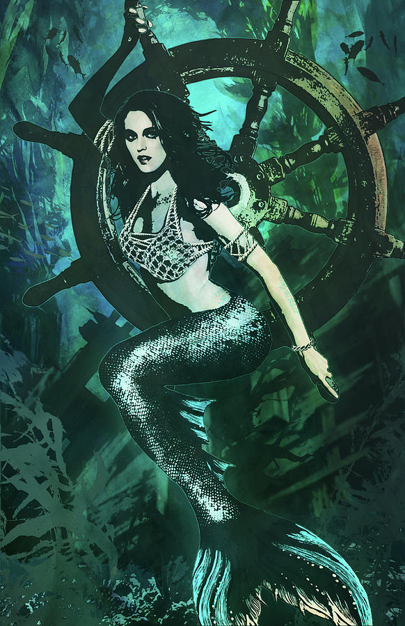 Mermaid by Jason Casteel