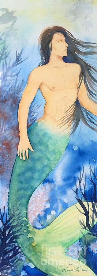 Merman by Frances Ku