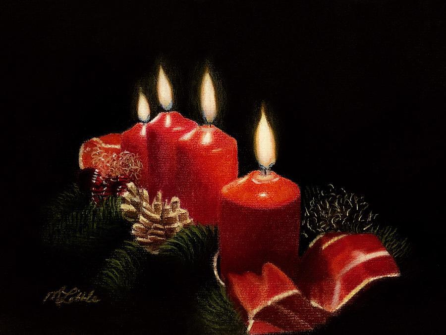 Merry Christmas by Marlene Little