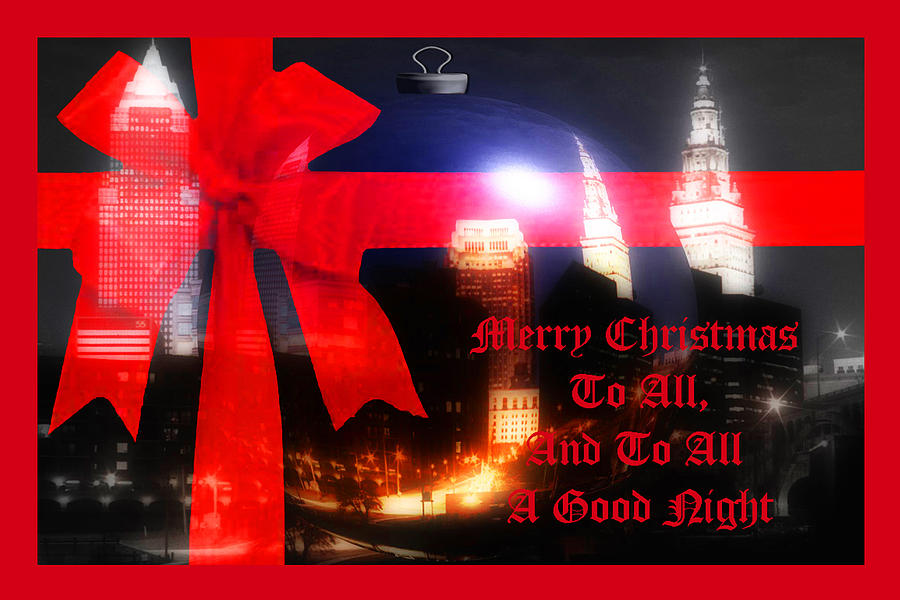 Merry Christmas To All Photograph