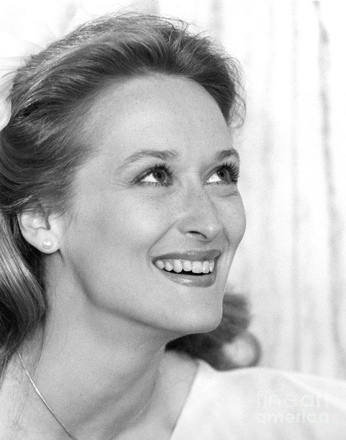 1978 Photograph - Meryl Streep (b.1949) by Granger
