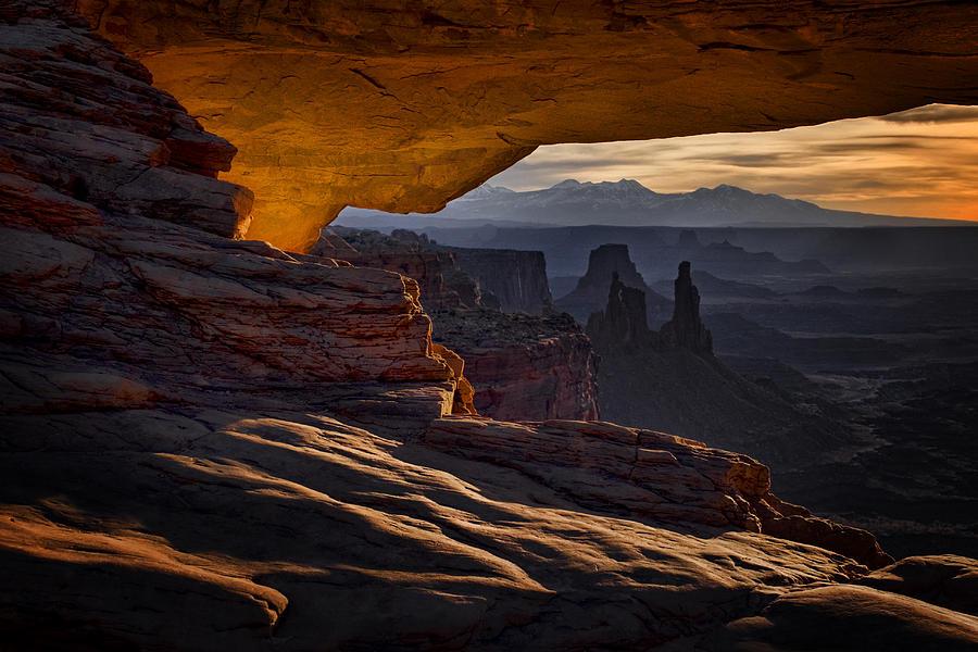 Mesa Arch Glow by Jaki Miller