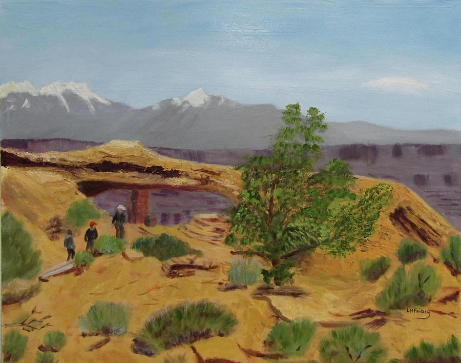 Mesa Arch by Linda Feinberg