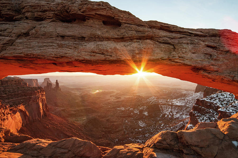 Mesa Arch by Wesley Aston