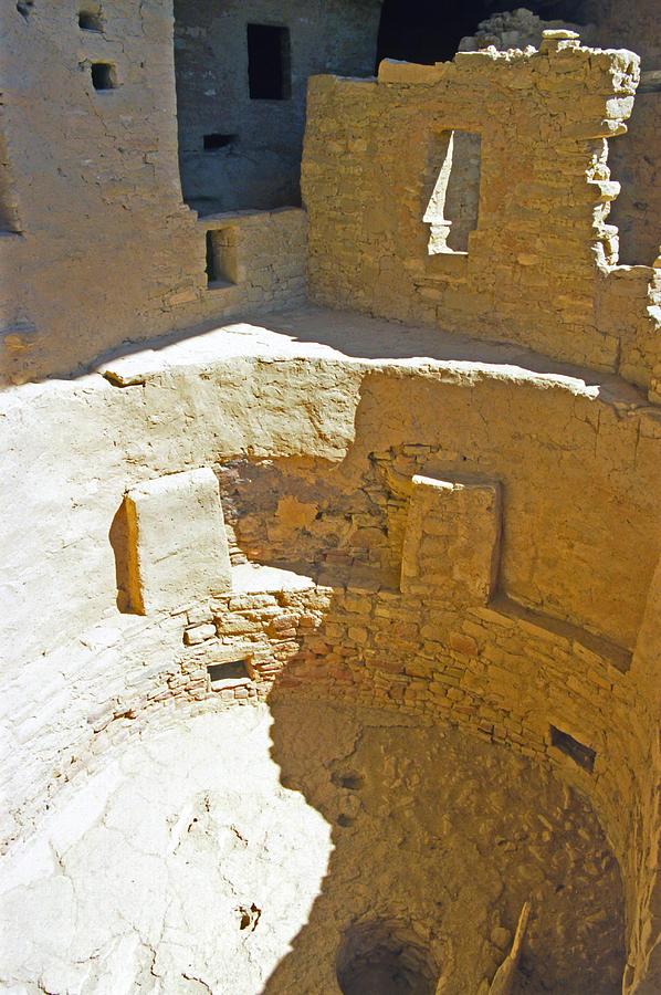 Indian Photograph - Mesa Verde 17 by Steve Ohlsen