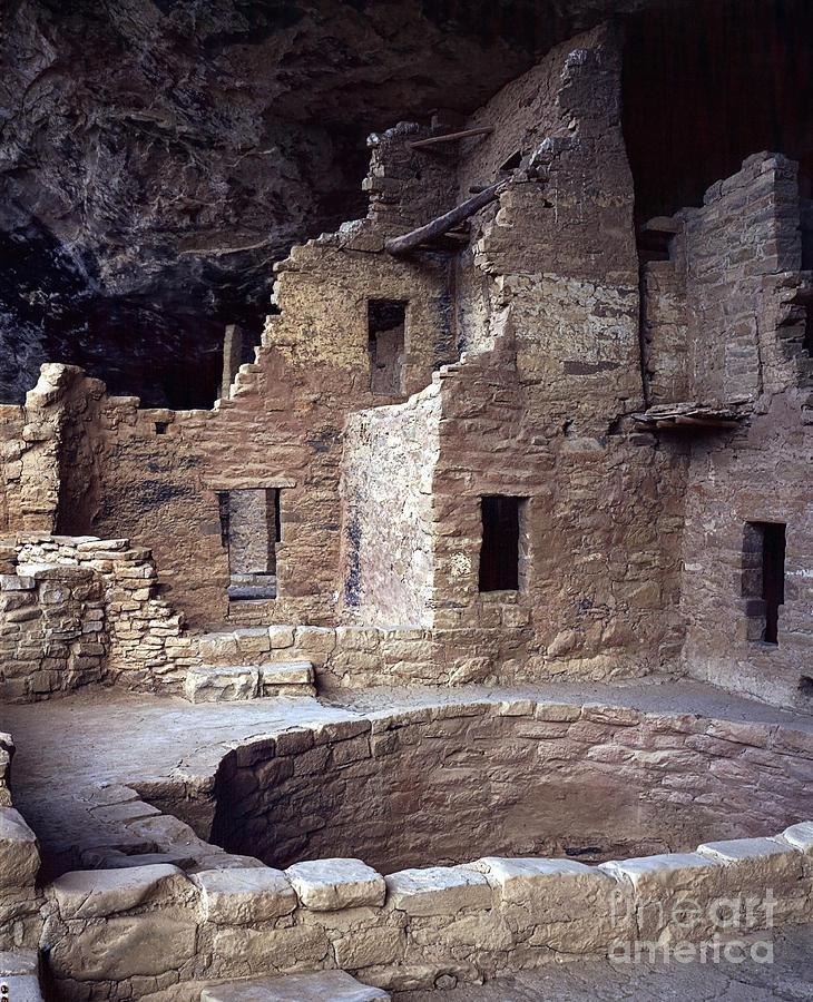 Mesa Verde Cliff Palace Photograph
