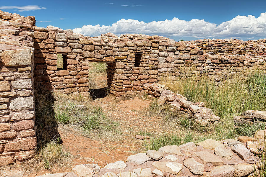 Mesa Verde Texture Photograph