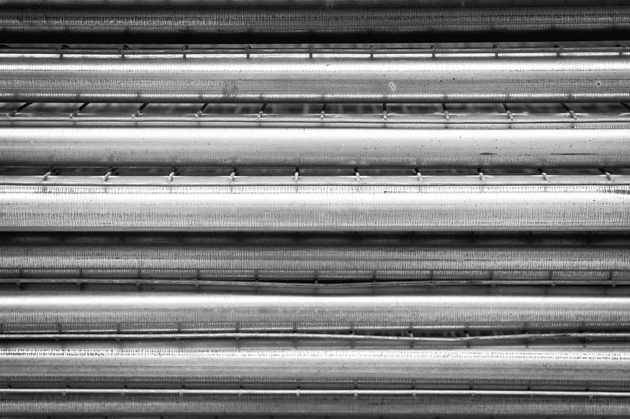 Metal Poles Photograph