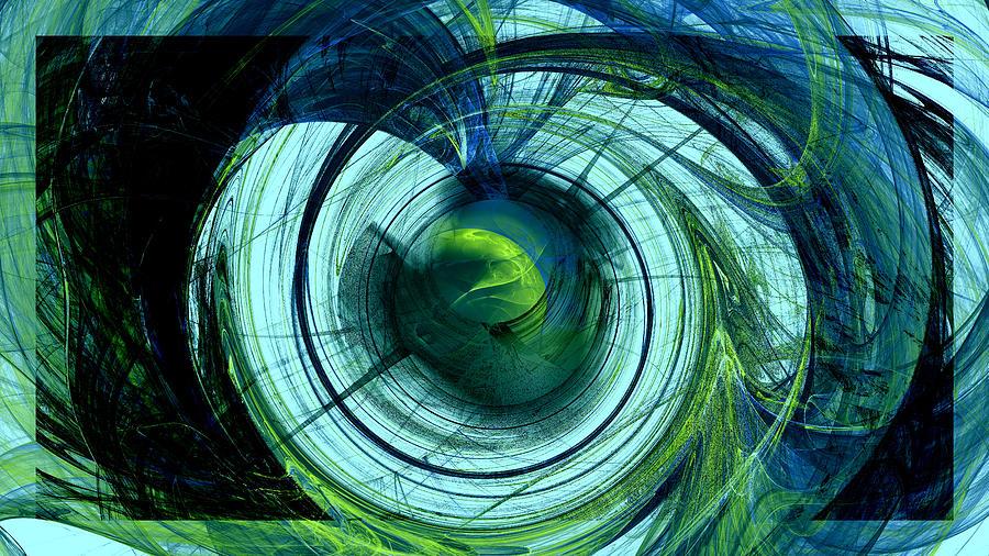 Metamorphose Digital Art