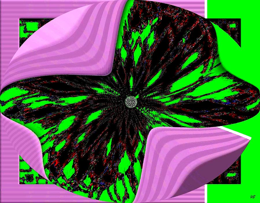 Metamorphose Digital Art - Metamorphose by Will Borden
