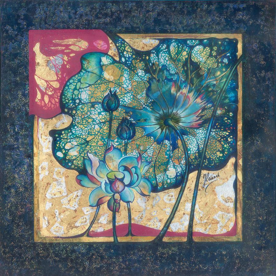 Rebirth Painting - Metamorphosis by Anna Ewa Miarczynska