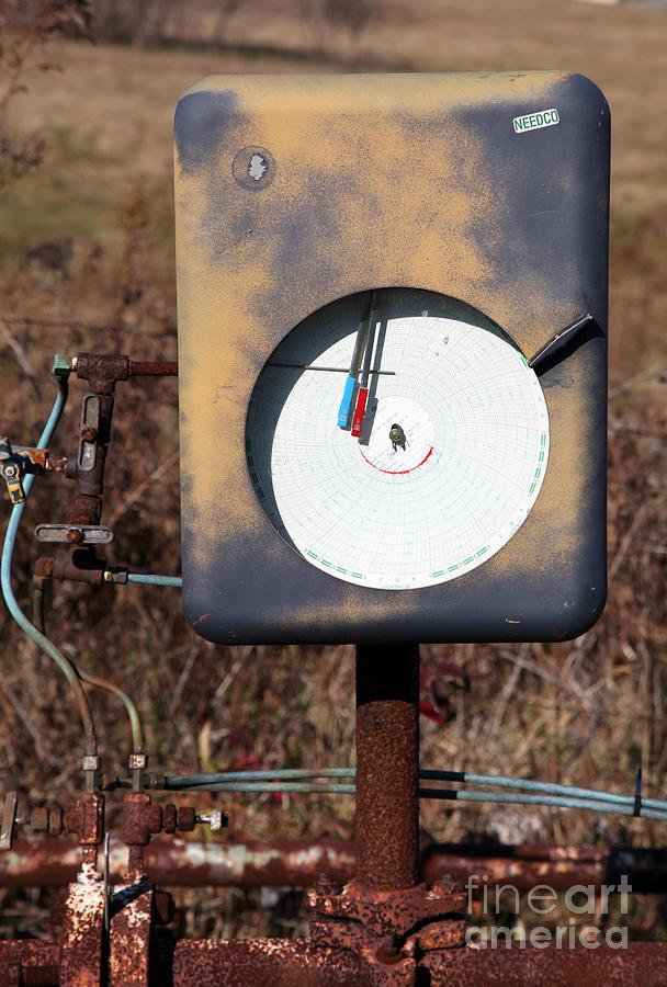 Meter Photograph - Meter by Amanda Barcon