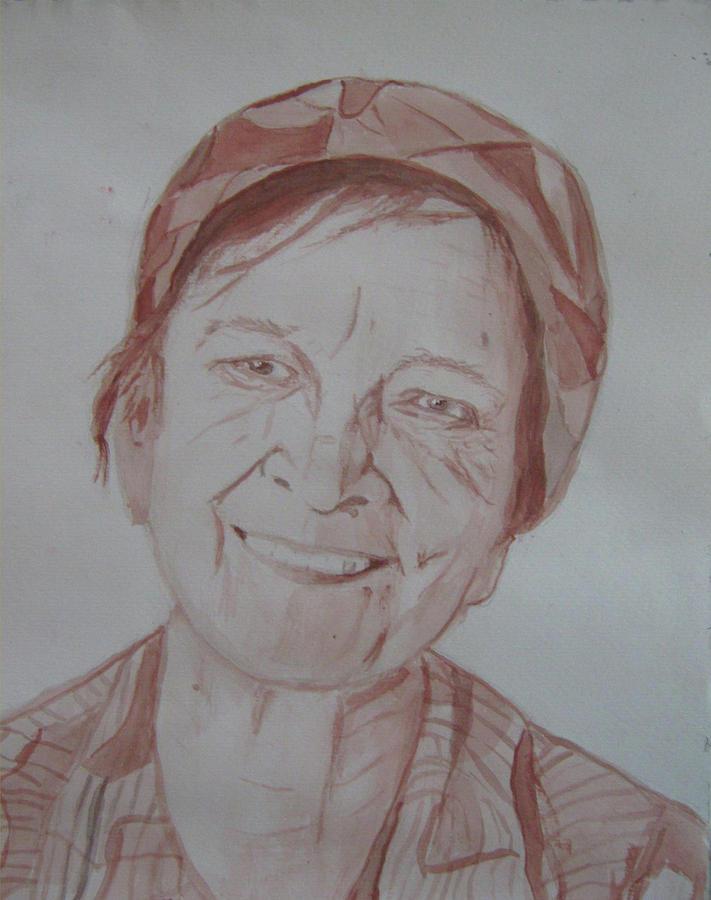 Mother Painting - Meus Matris Aurora by SAIGON De Manila
