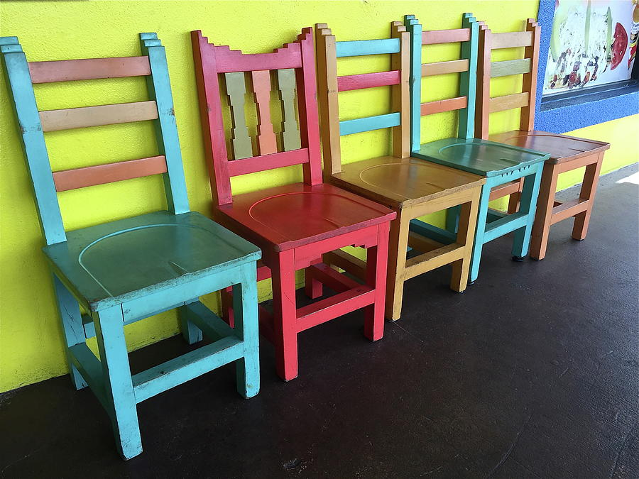Genial Mexican Chairs