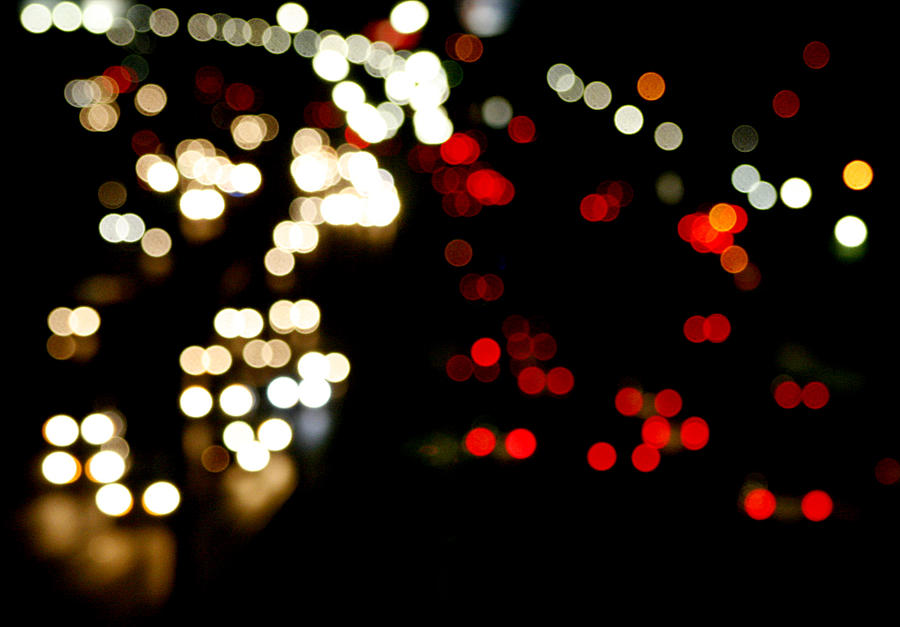 Mexico Photograph - Mexico City De Noche by Carmen Sandoval