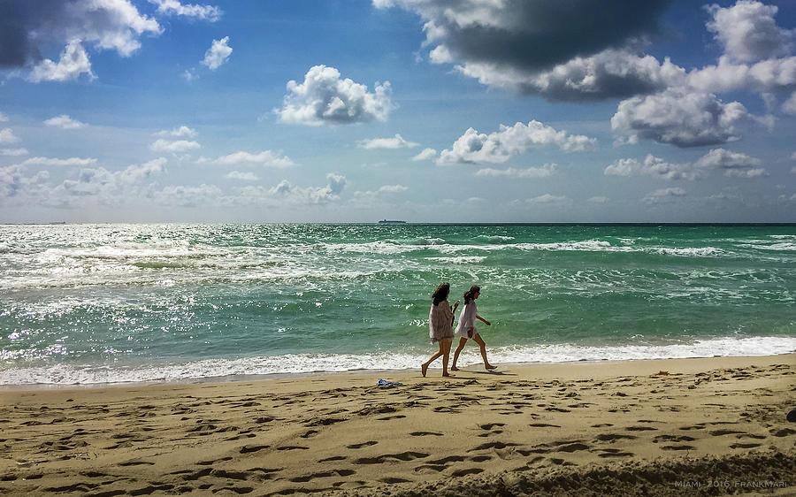 Miami Beach by Frank Mari