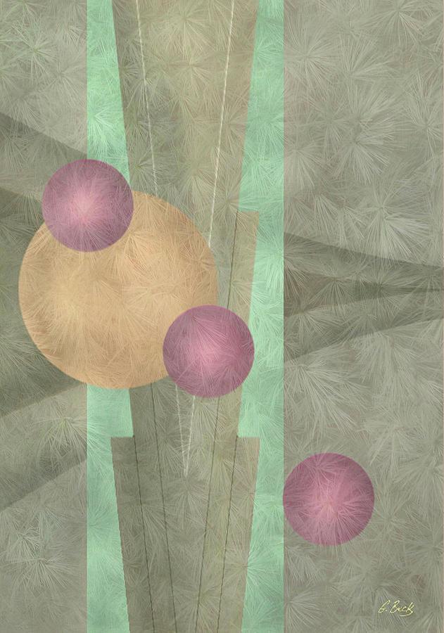 Miami Deco Digital Art by Gordon Beck