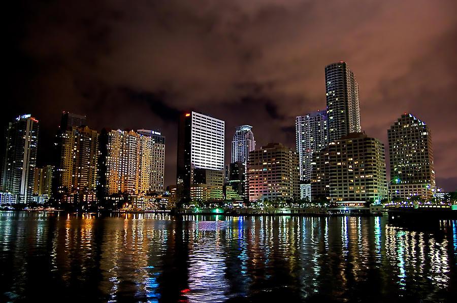 Miami Photograph - Miami by Nelson Rodriguez