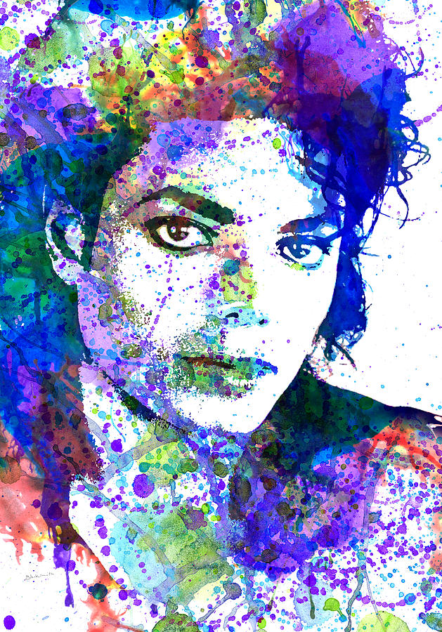 Michael Jacksons Painting