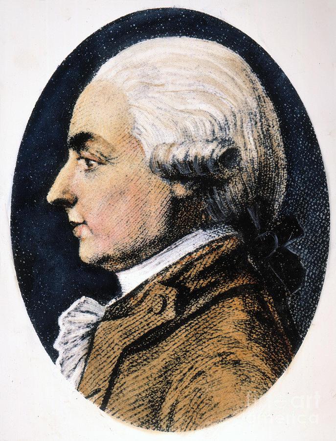 18th Century Photograph - Michel G.j. De Crevecoeur by Granger