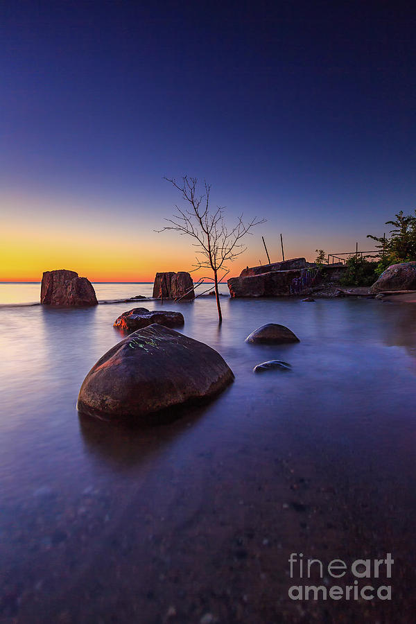 Michigan Cove by Andrew Slater
