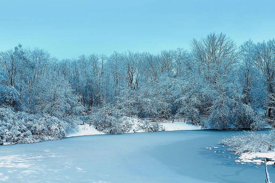 Hovind Photograph - Michigan Winter 6 by Scott Hovind