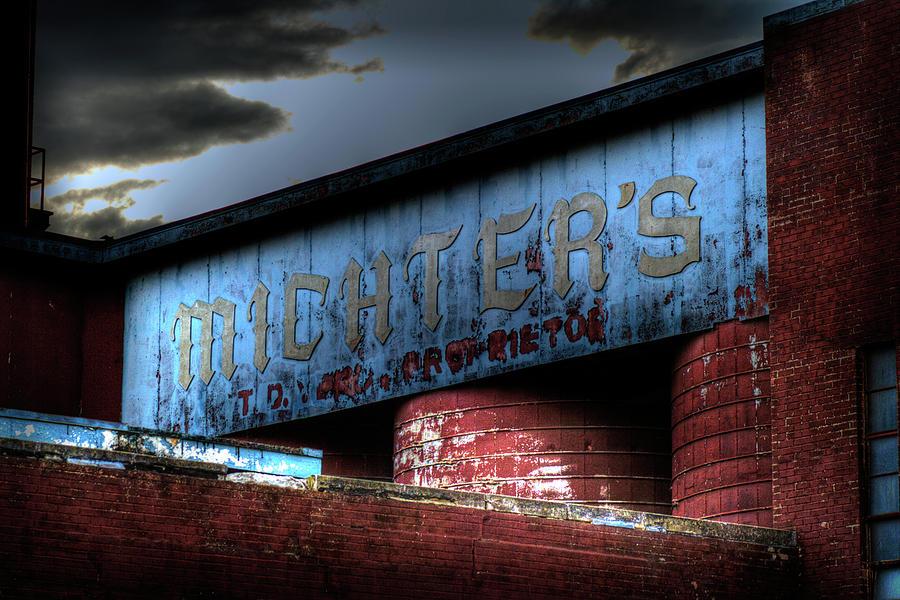 Mitcher's Photograph - Michters Brew by Scott Wyatt