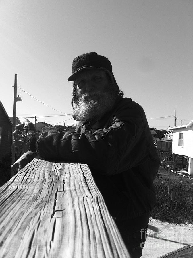Mick Photograph - Mick Lives Across The Street Not In The Streets by WaLdEmAr BoRrErO