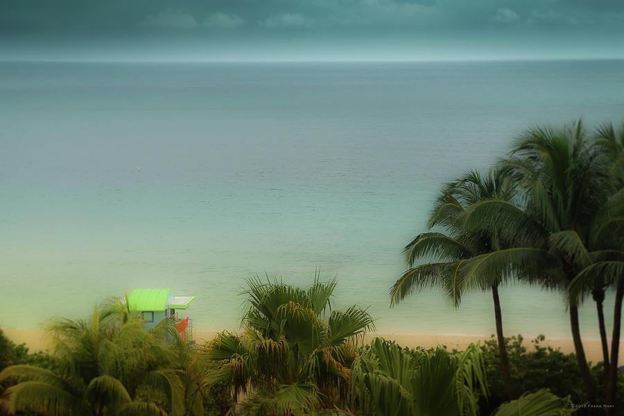 Mid-Beach Miami-1 by Frank Mari
