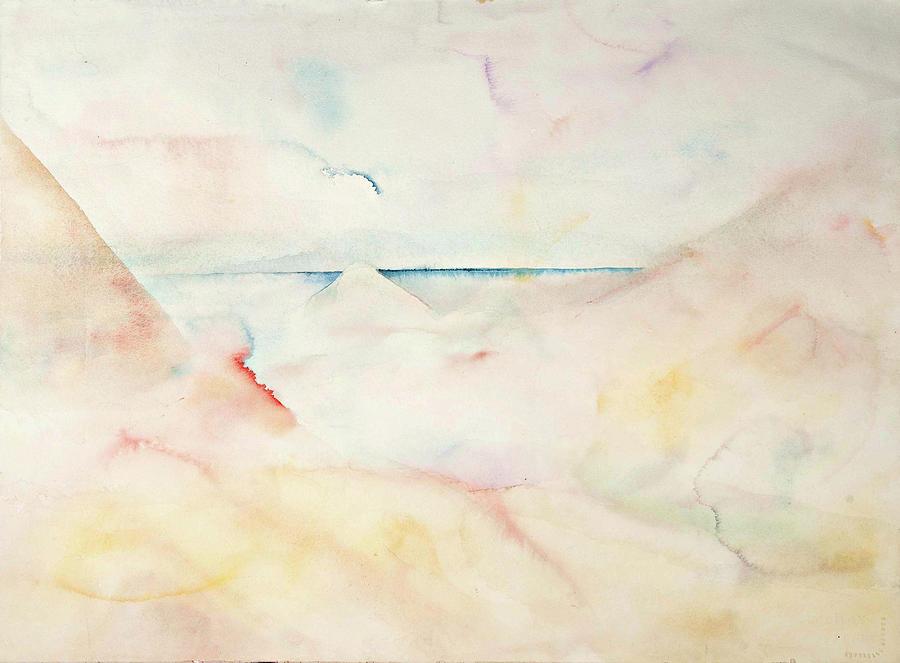 Midbar Yehudah Painting by Ruth Feldman