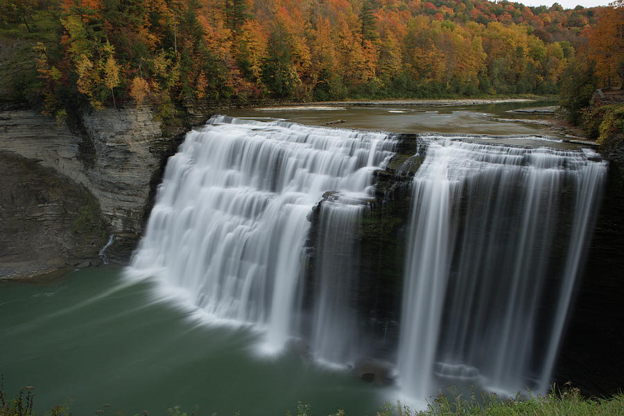 Middle Falls by Eric Foltz