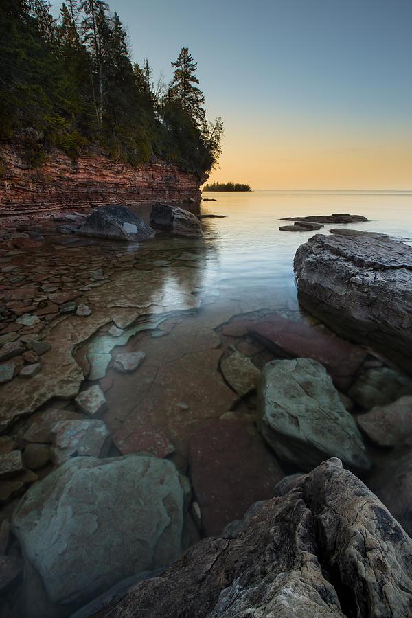 Boulder Photograph - Middlebrun Channel Point by Jakub Sisak