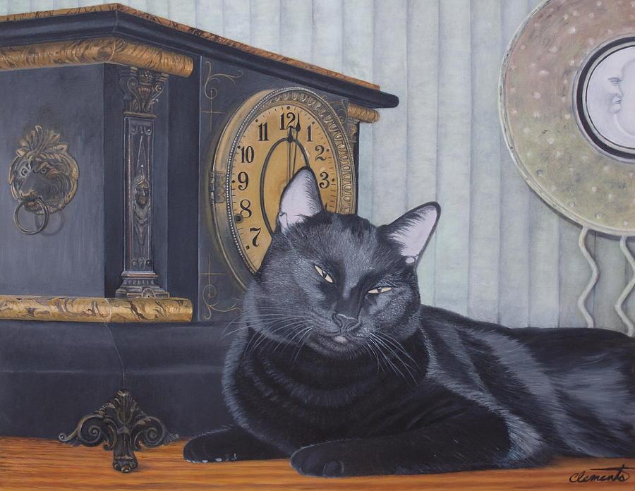 Midnight by Barbara Barber