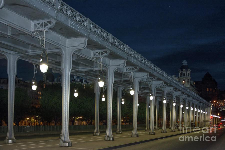Midnight in Paris - Original by Tim Mulina