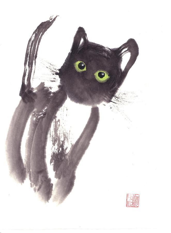Midnight Painting by Mui-Joo Wee